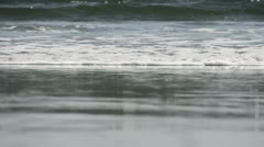 Beach Waves Stock Footage