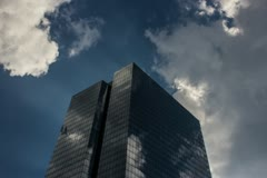 Corporate Building - stock footage