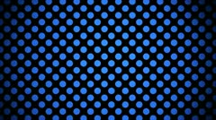 blue dot - stock footage
