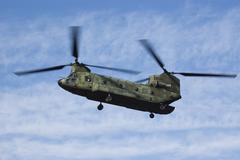 Military helikopteri Kuvituskuvat