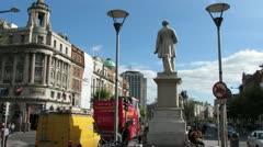 Dublin City 5 Stock Footage