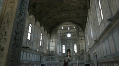 Church in Venice - stock footage