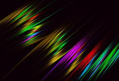 beautiful iridescent background - stock illustration