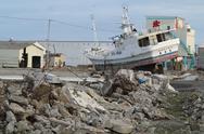 Japan Tsunami Stock Photos