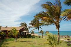 House beach, Pipa, Brazil.jpg Stock Photos