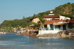 Pipa beach Stock Photos