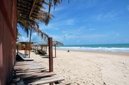 Beach cacimbinhas pipa.jpg Stock Photos