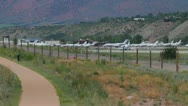 Stock Video Footage of A Cessna 560XL preps for takeoff and flight in Aspen, CO - 5