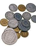 Currency of switzerland Stock Photos