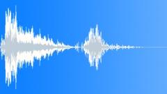 Body Falling Thru Glass - sound effect