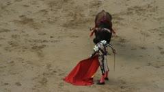 Bullfighting Stock Footage