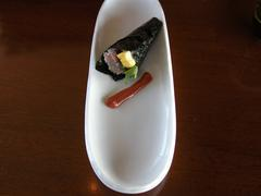 Sushi Hand Roll Stock Photos