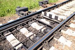 Stock Photo of railroad