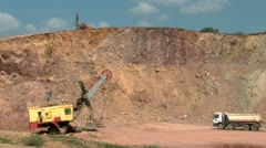 Quarry Stock Footage