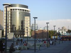 city landscape - stock photo