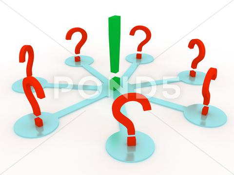 Stock Illustration of discussion concept