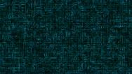 Dark Blue Abstract Background Animation vj dj  Stock Footage