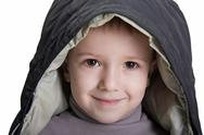 Stock Photo of little child smiling