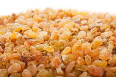 raisin food - stock photo