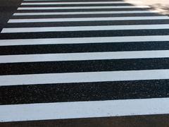Stock Photo of crosswalk