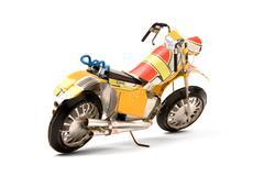 Toy bike Stock Photos