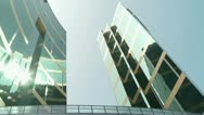 Skyscapers Stock Footage