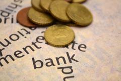 bank concept - stock photo