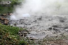 Stock Photo of geyser pongduet
