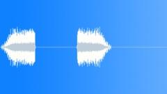strange scratch sounds x2 - sound effect