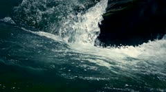 Stock footage pure natural water Stock Footage