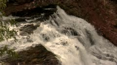 Black River Falls Stock Footage