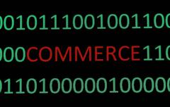 Stock Photo of e- commerce