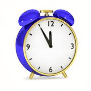 Alarm clock Stock Illustration