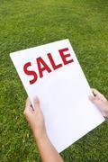sale promotion - stock photo