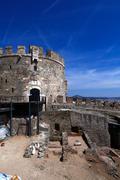 Stock Photo of trigonion tower, thessaloniki, macedonia, greece