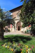 musée des augustins, toulouse, france - stock photo