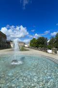 Jardin botanique, public botanic garden, bordeaux, france Stock Photos