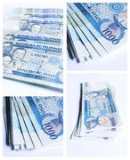 Philippines peso Stock Photos