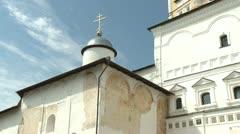 Monastery Stock Footage