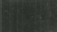 35 mm film Vintage Footage film static Old Reel Loop Stock Footage