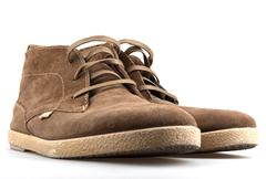 fashion men shoe - stock photo