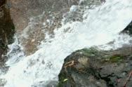 Lake Tahoe HS01 Slow Motion 120fps Eagle Falls Pan and Tilt Stock Footage