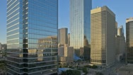 Stock Video Footage of Sunset Dallas Timelapse