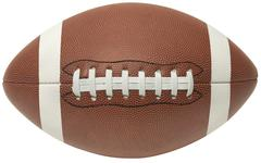Stock Photo of football close up