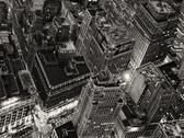 Night view of new york city Stock Photos