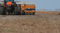 Corn seeding in Argentina #3 Stock Footage