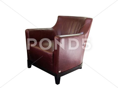 Stock photo of Leather chair