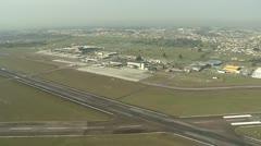 Airport Afonso Pena (Curitiba Airport) Stock Footage