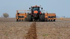 Corn seeding in Argentina #5 Stock Footage