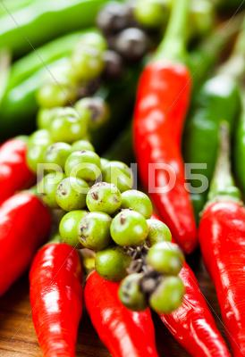 Stock photo of pepper.